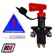 Battery Cut Off Master Switch With Diode FIA Approved